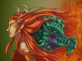 Keyleth and Raishan