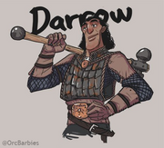 Darrow by OrcBarbies