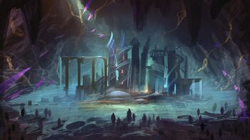The Stone Temple - BlackSalander