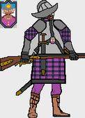 Whitestone Rifles Regiment Concept