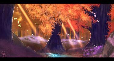 The Vermaloc Forest - @alexielapril