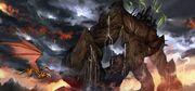 BlackSalander Earth Titan Vox Machina Devvo'sa