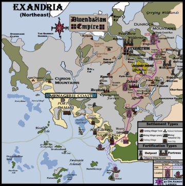 Campaign 2 Tracker Map, Episode 36c