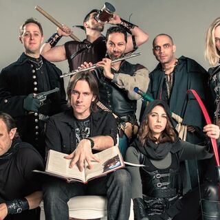 The cast of <i>Critical Role</i>