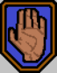Hand of Ord Symbol, large