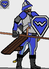 Shields Regiment Rider Concept,