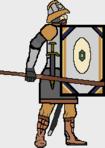 Aegis Regiment Spearman Concept
