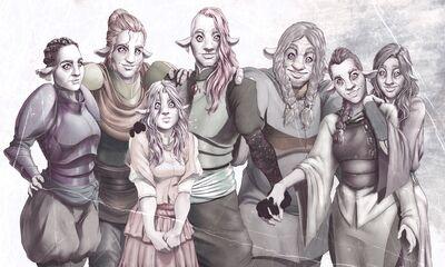 The Clay Family - Hierothraxs