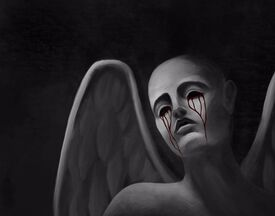 Weeping Angel by Heather Hood