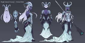 The Bright Queen Design
