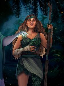 Viridian's Greater Restoration - Olivia Hintz