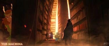 Ioun's Library - Lap Pun Cheung