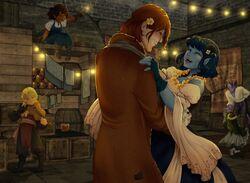 The waltz - Linzer Art
