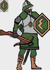 Arms Regiment Crossbow Concept,