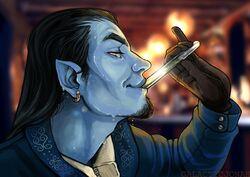 Episode 129 The Gentleman Drinking Acid