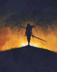 Yasha's Wings - Max Beech Creative