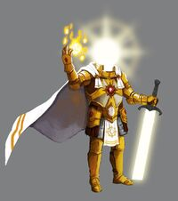 Pelor, the Dawnfather - Christian Thor Lally