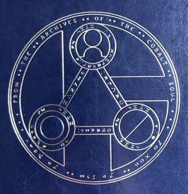 Cobalt Soul Seal from notebook