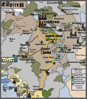 Empire Road Map