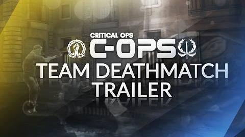 Critical Ops Team Deathmatch Trailer ( TDM )