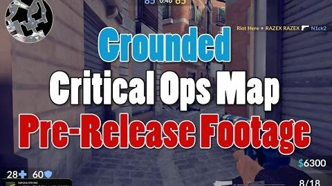 Grounded Critical Ops Map Official Pre-Release Walkthrough!