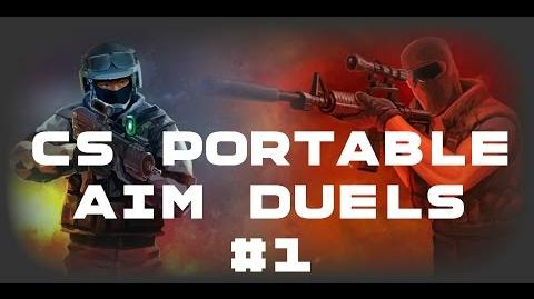 "Critical Strike Portable Aim Duels - ""1v1's & 1v2's"" (Hallway) 1 @ USA Online Classic Match"
