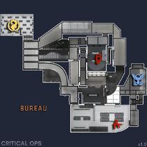 Bureau map