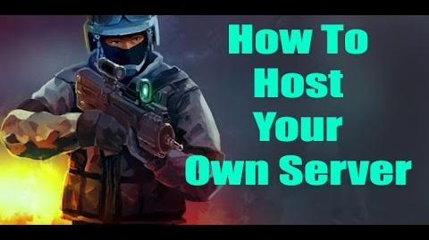 Critical Strike Portable Tutorial - How To Host Your Own Server