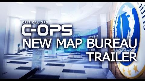 Critical Ops - New Map Bureau Trailer