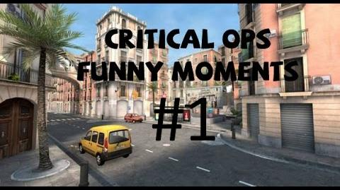 Critical Ops - Funny Moments 1