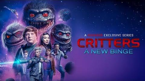 Critters A New Binge - Official Trailer HD A Shudder Exclusive Series