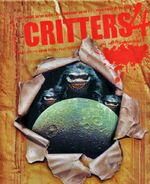 Critters 4 French--cdcovers cc--front