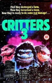 Critters 3--cdcovers cc--front