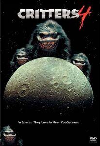 Critters 4 dvd-boxart