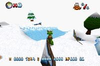 0 1 Ice Slide - Default New Map