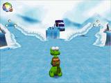 Ice Bridge to Eternity