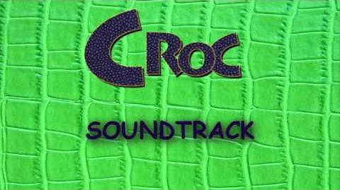 Music Croc Legend of the Gobbos - Snow Island