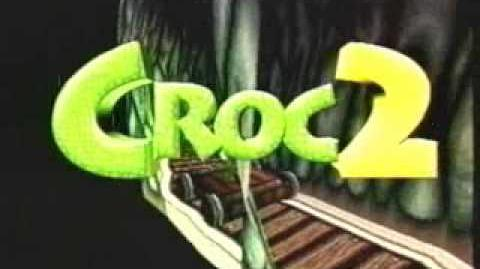 Croc 2 trailer for Sony Playstation
