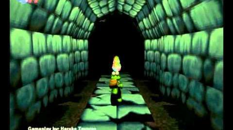 Croc Legend of the Gobbos (PC) - Island 4 Secret 2 (Jailhouse Croc)