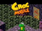 Croc Mobile: Volcanic Panic!