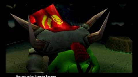 Croc 2 (PC) - Dante's Final Fight