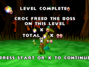 Croc-Bossfreed