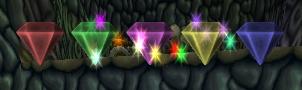 Croc 2 crystals