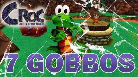 Croc Legend of Gobbos 7 Gobbos Glitch