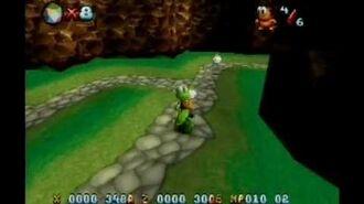 Croc - Legend of the Gobbos PSX Beta v0.12 Gameplay-0