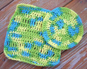 Double crochet 606