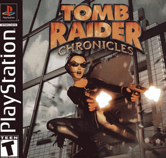 Tomb Raider 5 Chronicles Croftgeneration Wiki Fandom