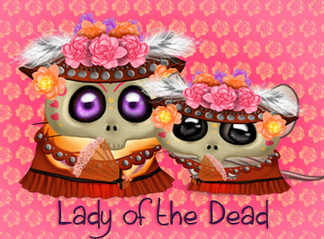 Cromimi Wiki careers Lady of the dead