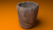 Wood cup by inventor757-d934sob