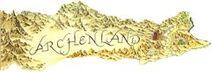 Archenland Map